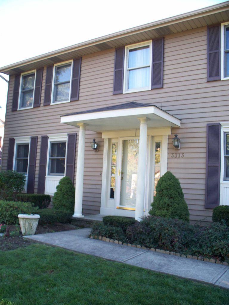 Front Porch Entrance Design Ideas Contractor Cleveland Columbus Ohio