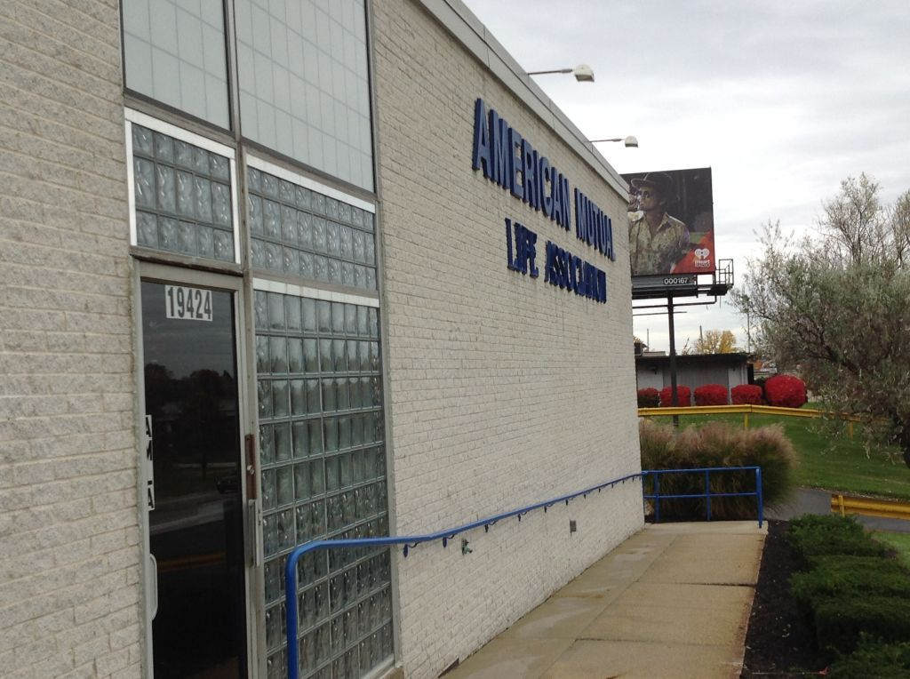 Glass Blocks bring Improved Insulation to this Cleveland Ohio Commercial Building