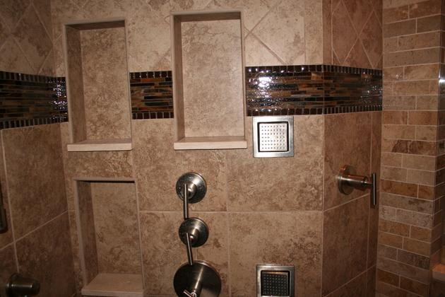 Recessed Shower Bathtub Wall Niche Safety Remodeling Blog