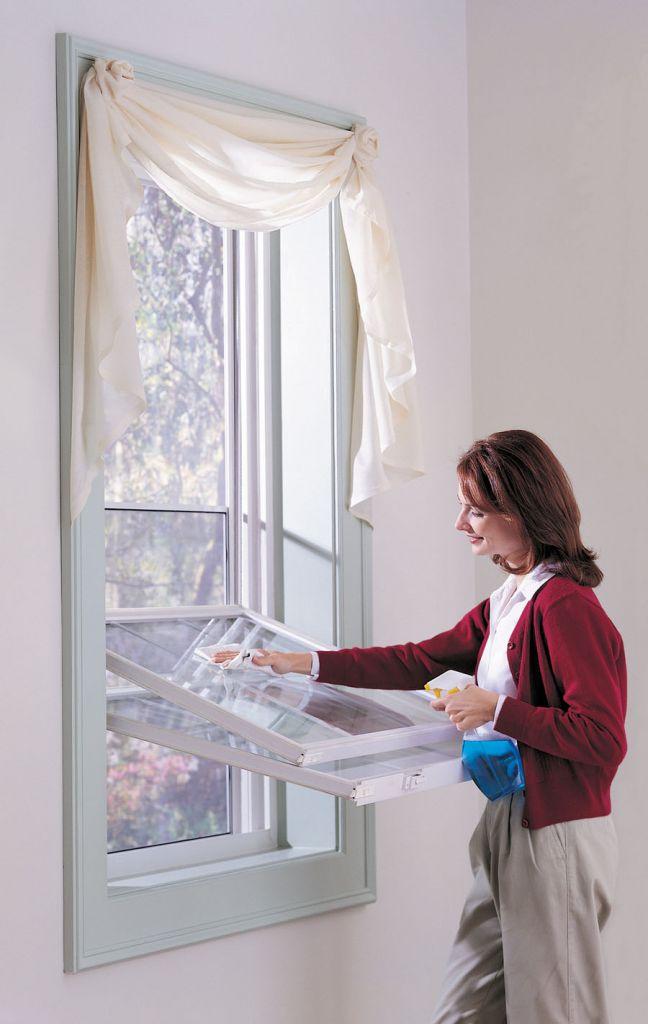 Types Vinyl Replacement Windows Shower Kitchen Awning