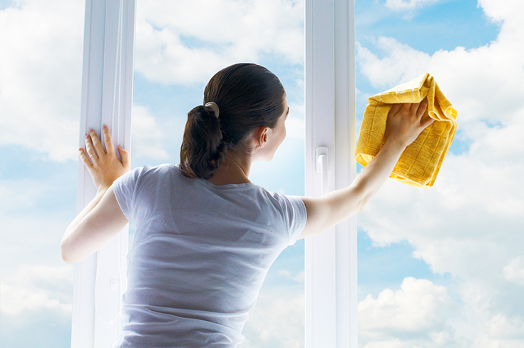 Disadvantage 4 cleaning outside of casement windows can be difficult - inside is easy | Innovate