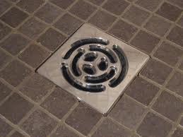 Square drain cover