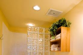 The benefits and options of an exhaust ventilation fan in a bathroom remodeling project