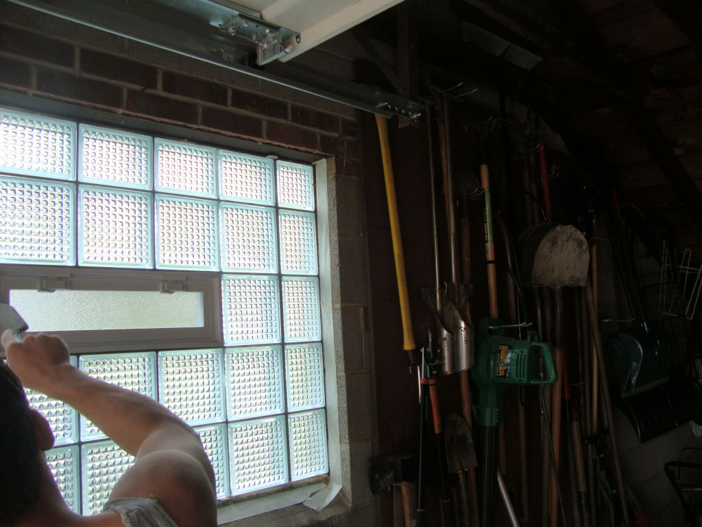 Garage Windows with Glass Blocks – An Excellent Product for an Area Growing in Importance