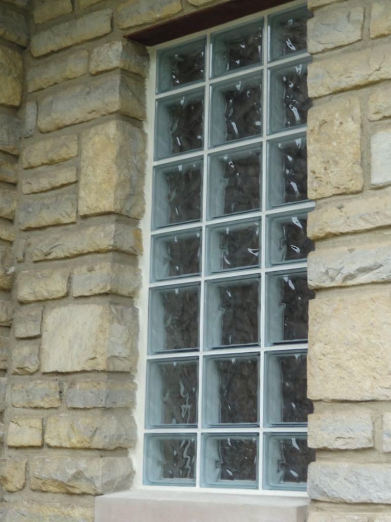 Replacing Single Pane Basement Amp Bathroom Church Windows