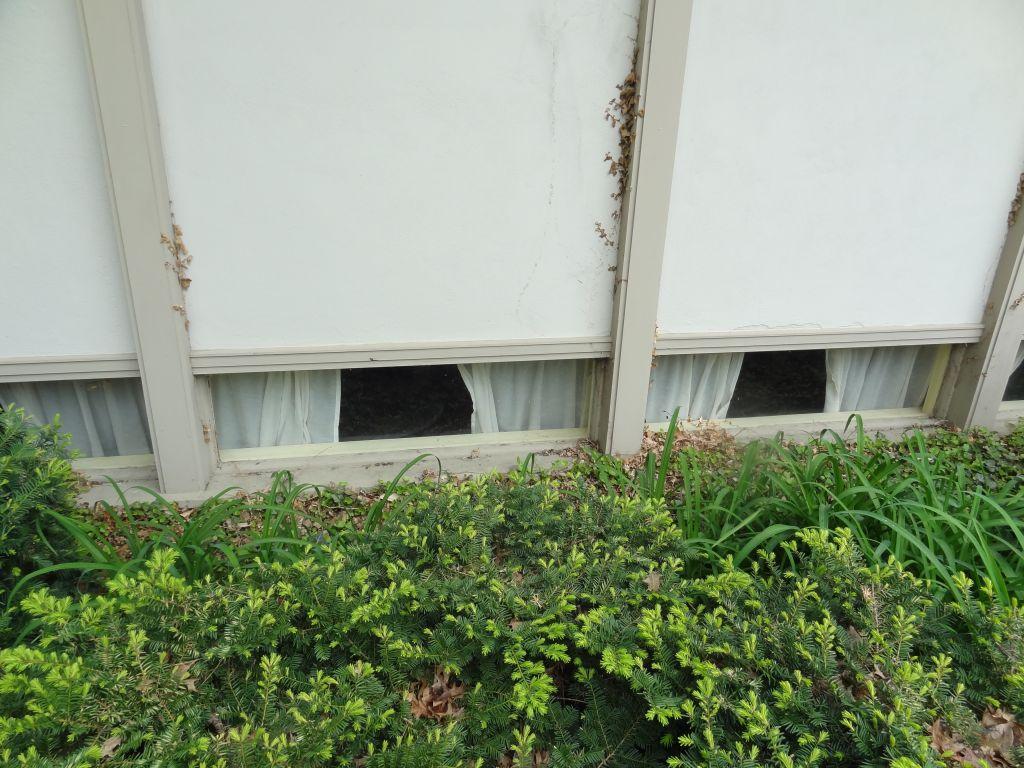 Bathroom Windows Replacement replacing single pane basement & bathroom church windows with