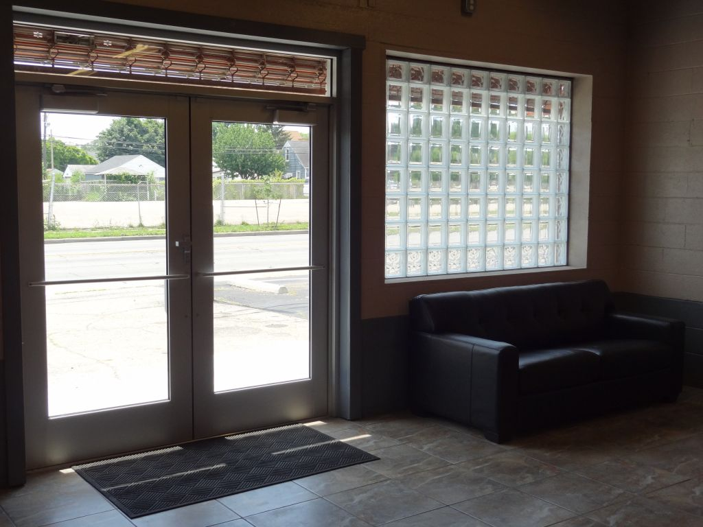 High Security Commercial Glass Block Windows In Columbus Ohio
