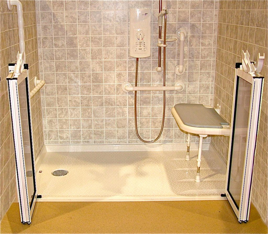 Accessible Barrier Free Wet Room Shower Systems Cleveland Columbus And Nationwide Sales