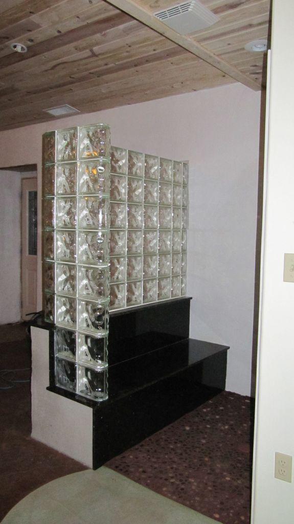 Glass Block Shower Innovate Building Solutions Blog