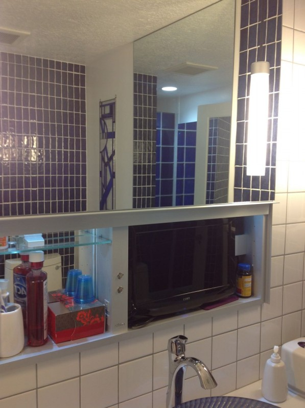 Requires Mounting Glass Kitchen Cabinet Doors Only For