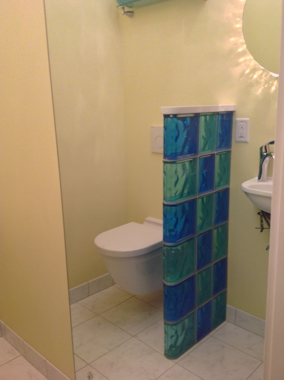 Convert a Closet into a Half Bathroom, Condo Bath Remodeling Cleveland Heights Ohio