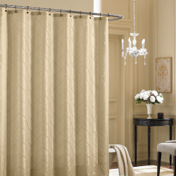 Shower curtains can provide privacy, lower cots and stylish design