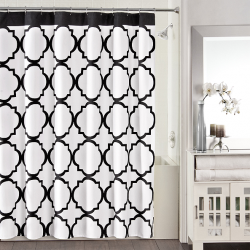 Privacy shower curtains by Studio 3B