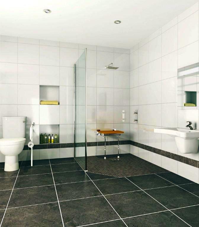 Wet Room Shower Former