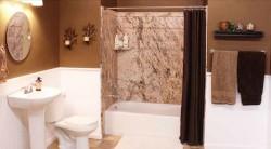 DIY tub panels and kits