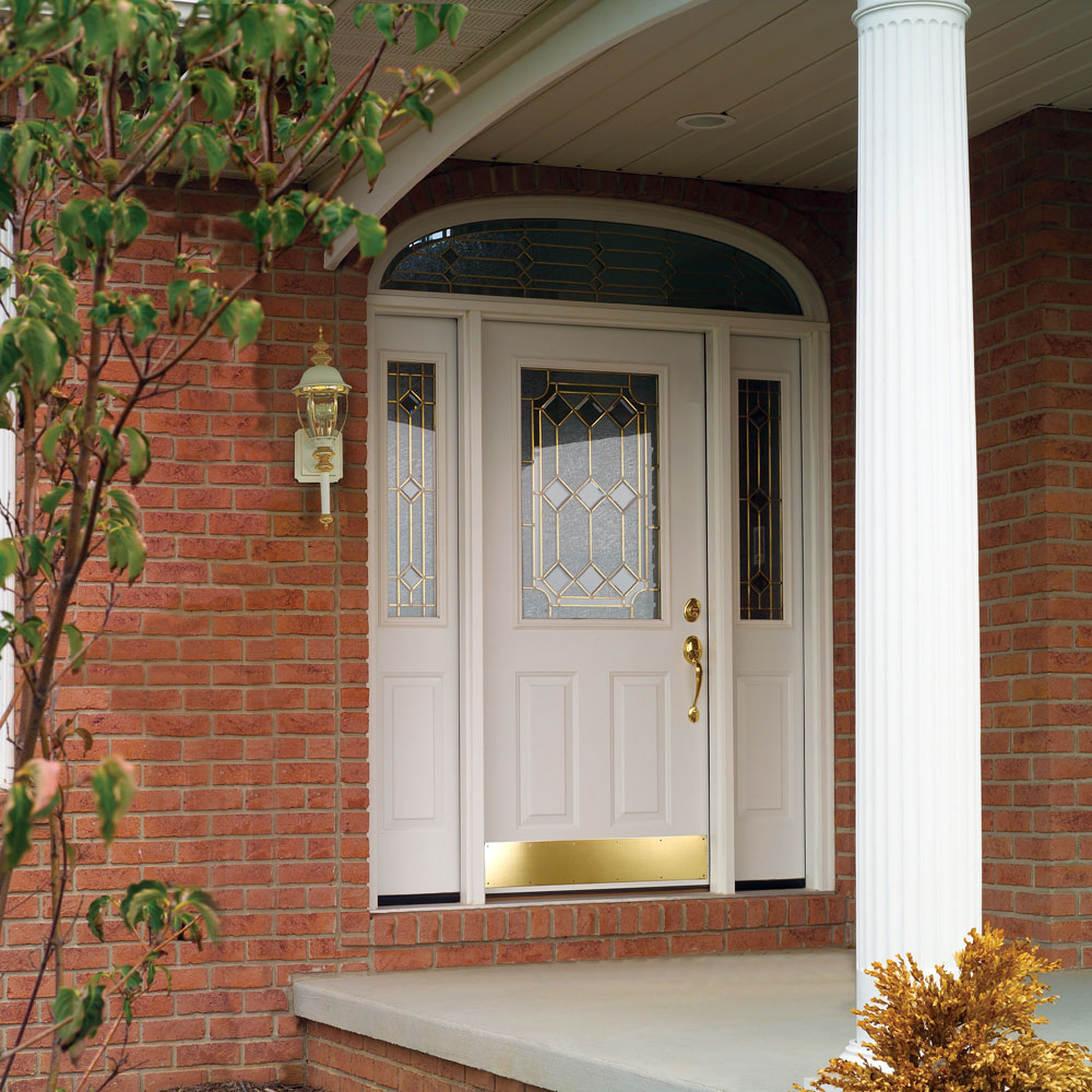 Doors innovate building solutions blog bathroom for Steel front entry doors