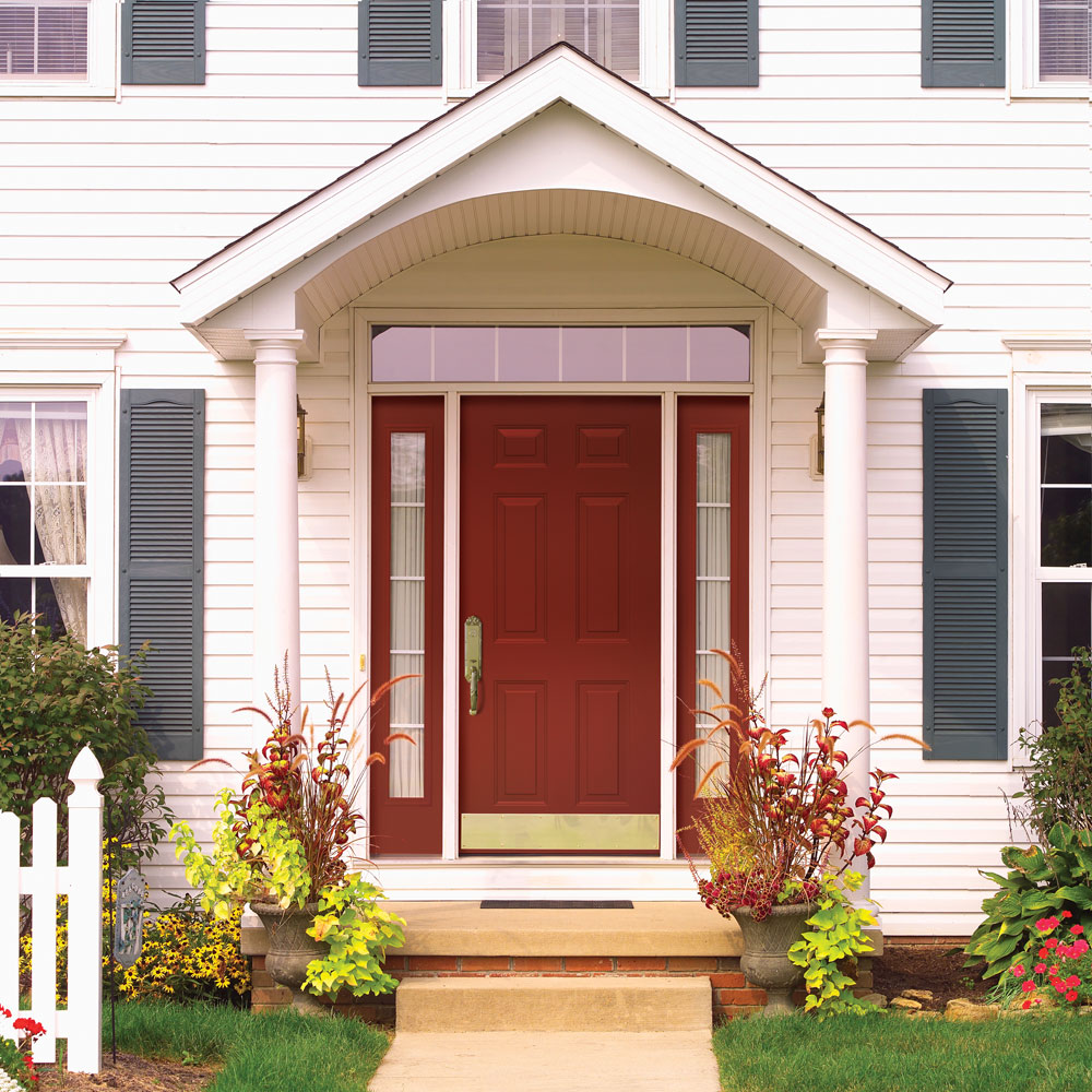Using color what does your front door say about you innovate door rubansaba