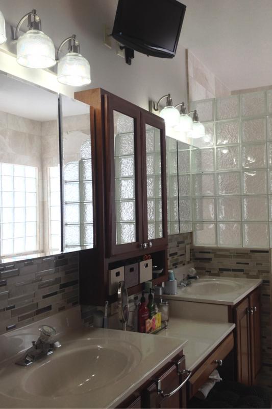 Mirrored medicine cabinets add storage columbus ohio