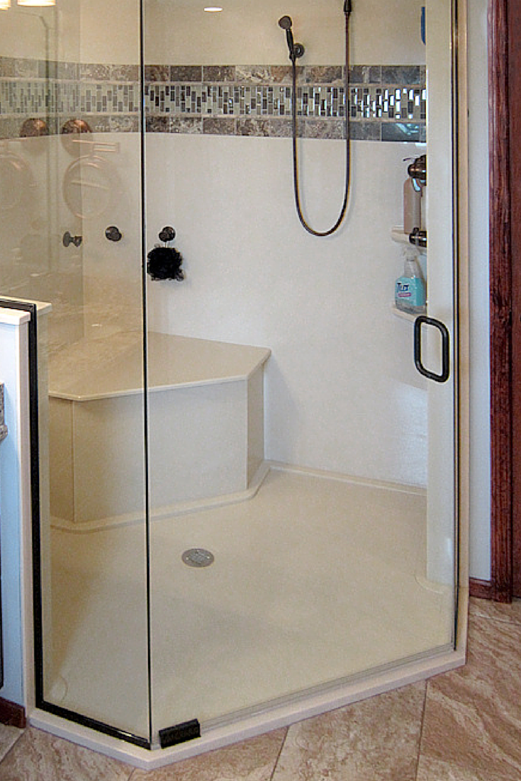 How to choose the right accessories for a solid surface shower