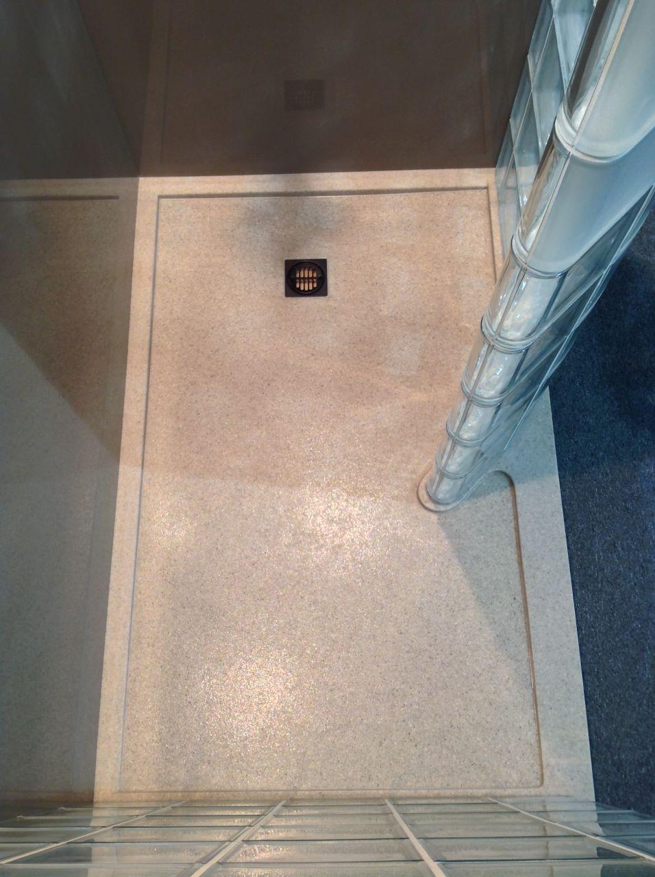 My customer s top 5 fears of a glass block walk in shower - Walk in shower base ...