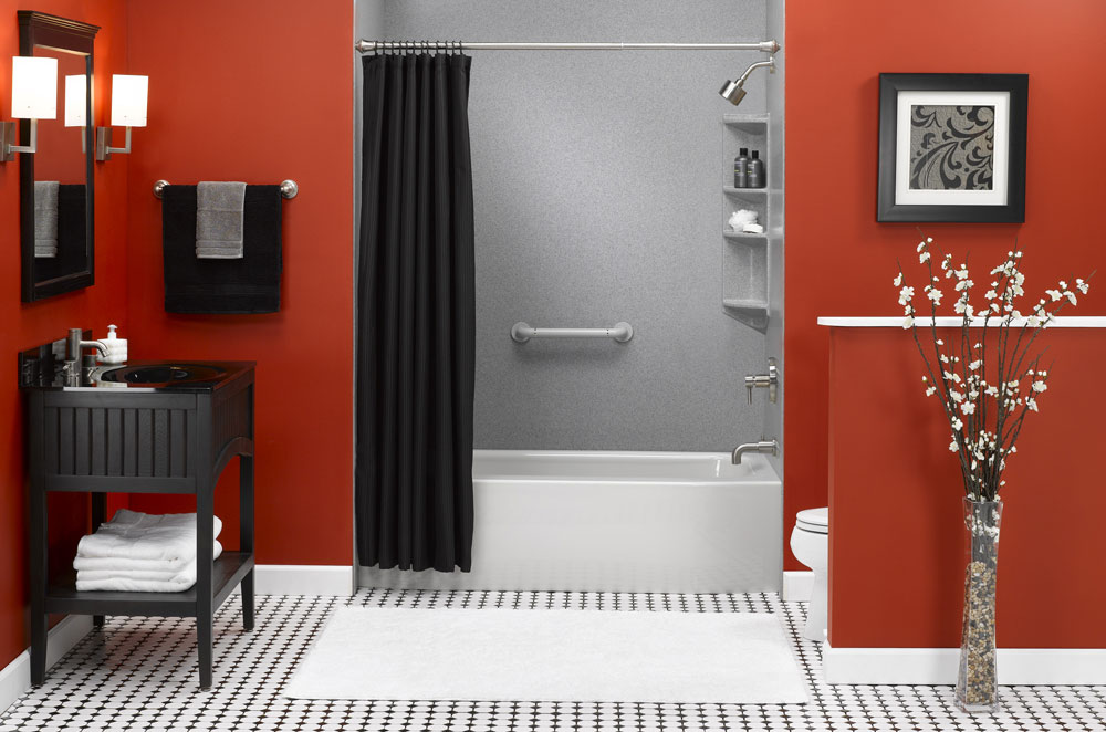 Bathtub-shower-installation-with-Tile-Floor-Cleveland-Ohio--gray_granite_gray_winged_tub_v3