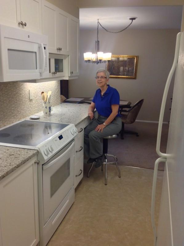 Lakewood Ohio High Rise Kitchen Remodeling