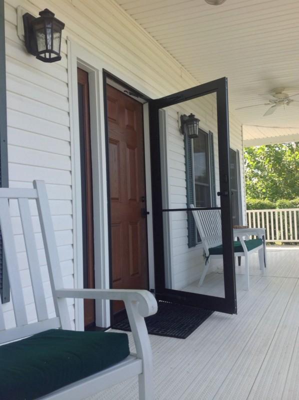6 Panel Fiberglass Door from Pro Via