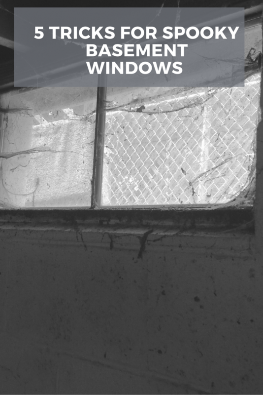 5 Tricks to For Spooky Basement Windows