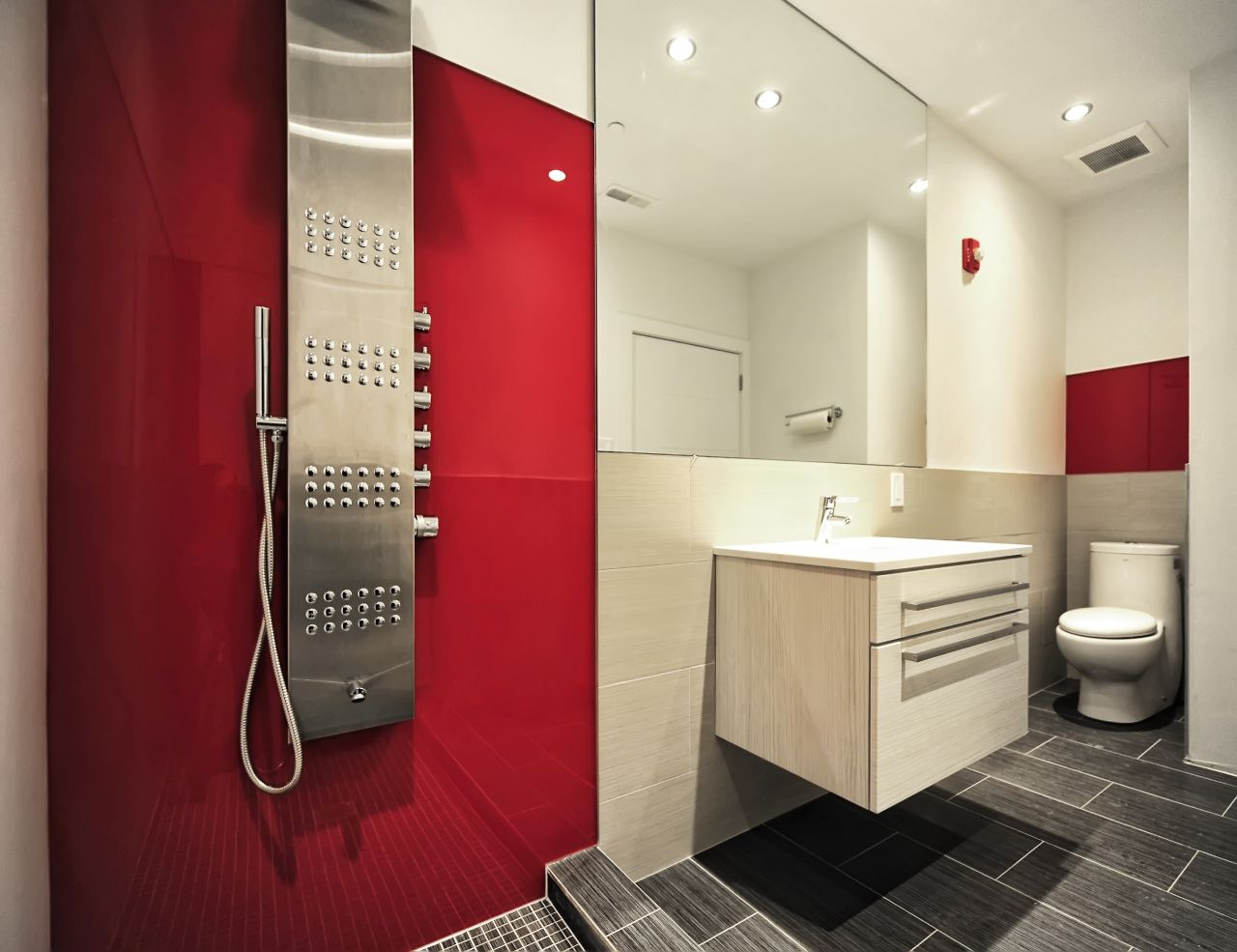 Waterproof bathroom panels uk - Does Thickness Matter In Shower Wall Panels