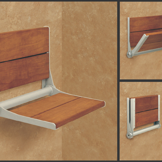 Fold down seat | Innovate Building Solutions