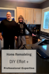 Home Remodeling: How to Combine DIY Effort with Professional Contractor Expertise