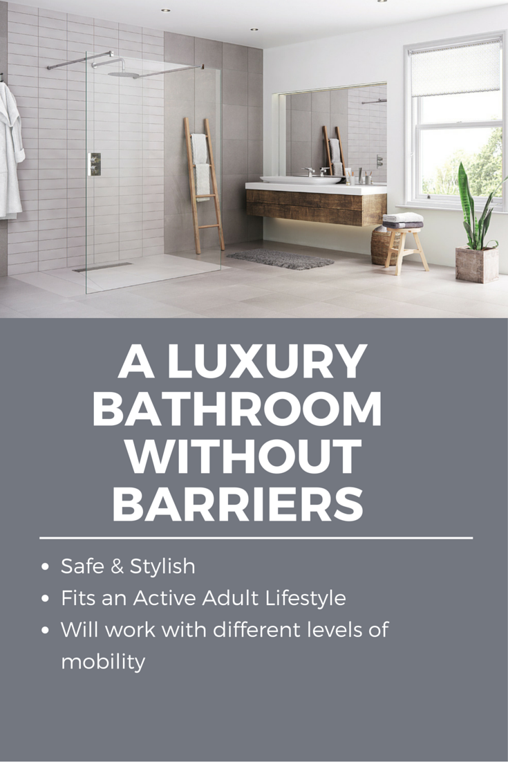 Luxury Bathroom & Shower Ideas for Active Adults in Cleveland ...