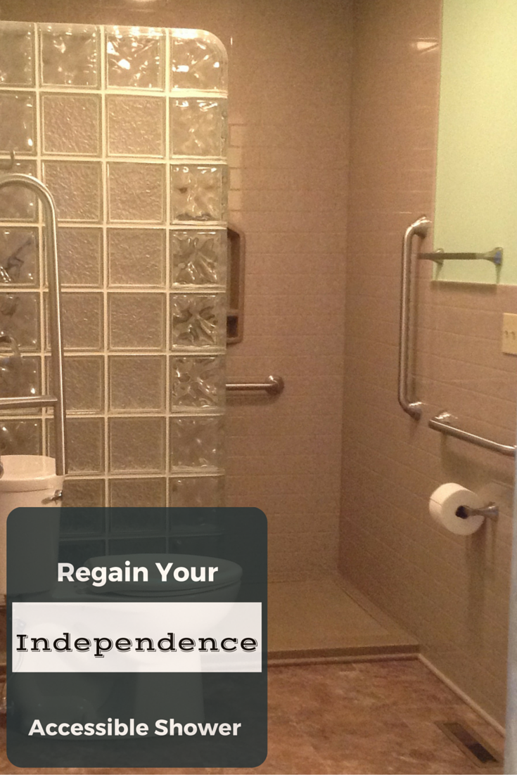 How to regain your independence with a accessible bathroom remodel in Akron