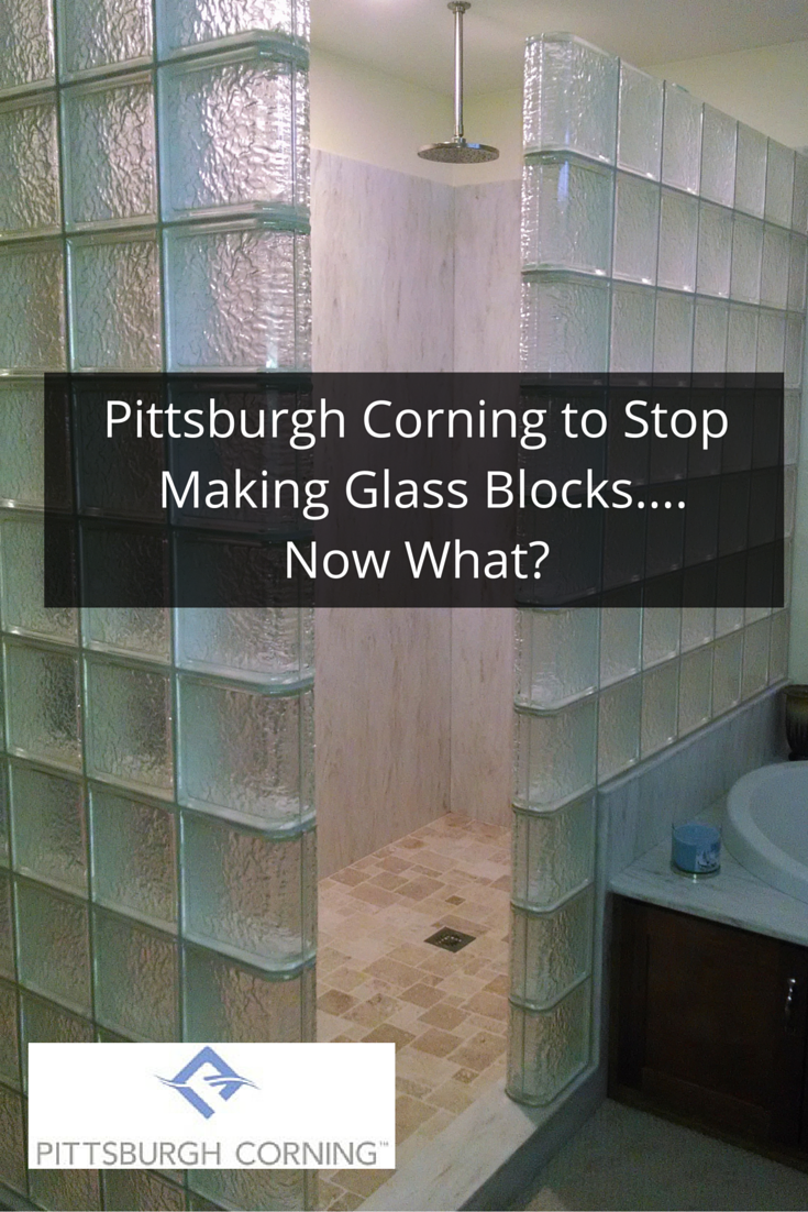 Pittsburgh Corning Glass Blocks Made In Port Allegheny Pennsylvania