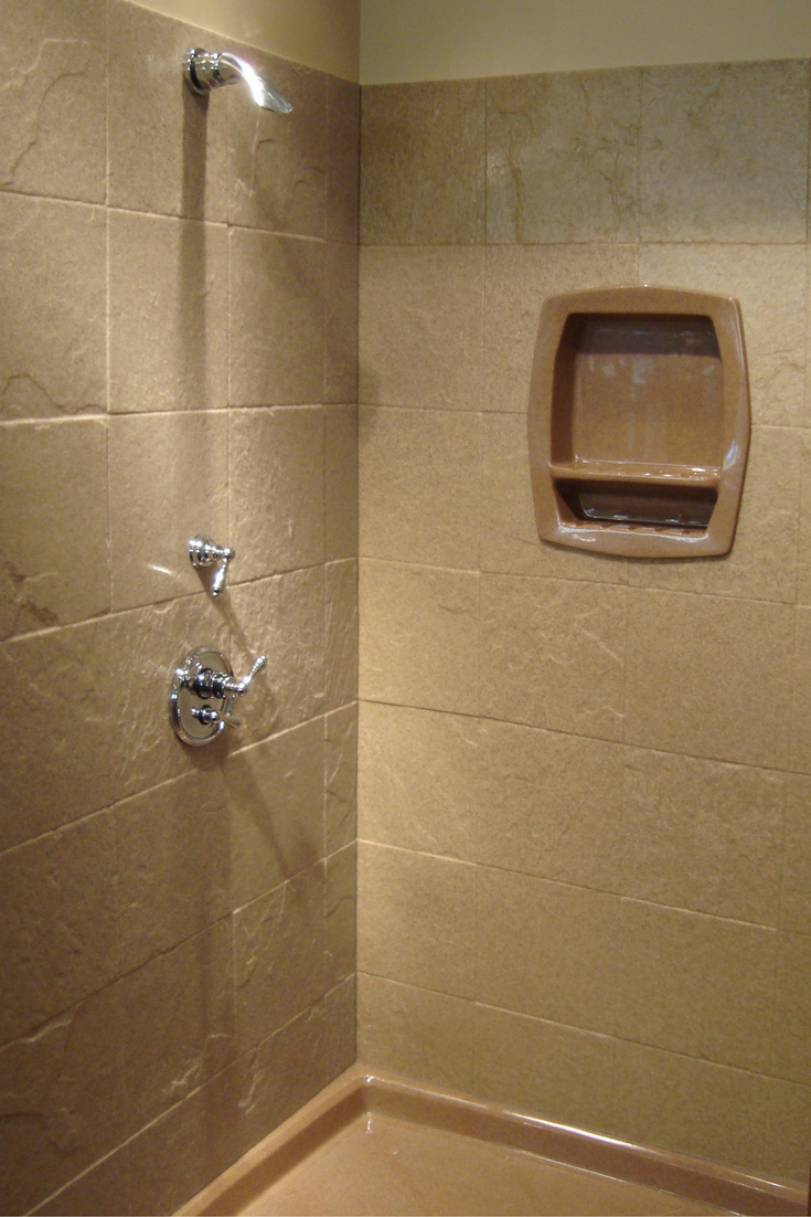 Great solid surface material for shower walls gallery for Tub materials