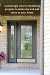 4 amazingly smart projects to winterize and add resale value to your home