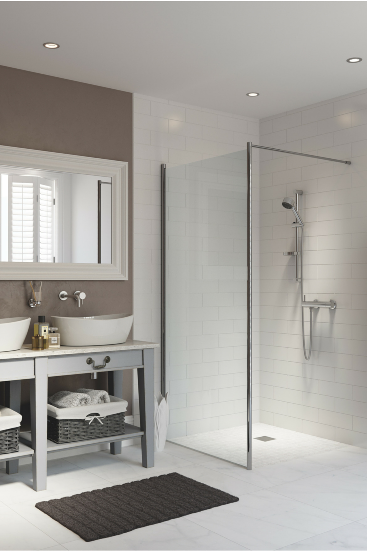 5 proven questions to get the right sized shower opening. This article provides input on how to size a shower opening - Innovate Building Solutions