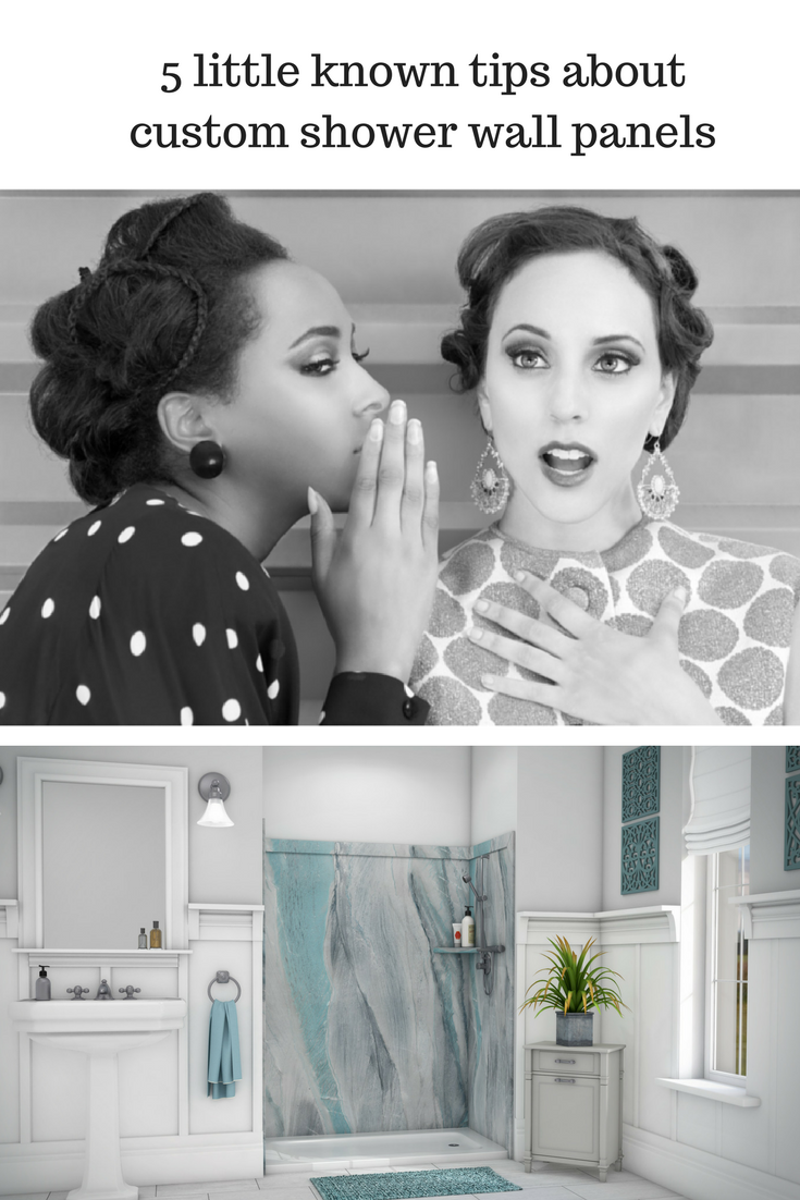 5 Little Known Tips About Custom Shower Wall Panels