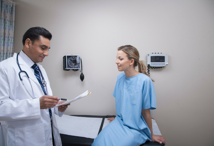 Excellent listening skills can be the hallmark of a doctor