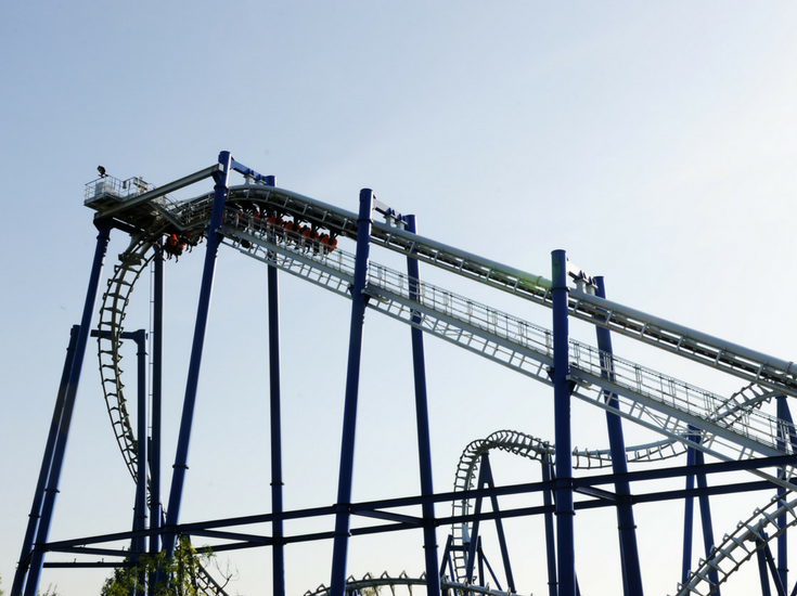 Is your life mundane and uneventful. Are you looking for inspiration and a way to grow beyond today? Progress happens you take risks to ride the roller coaster of a fulfilled life. Learn more in this article by Mike Foti of Innovate Building Solutions