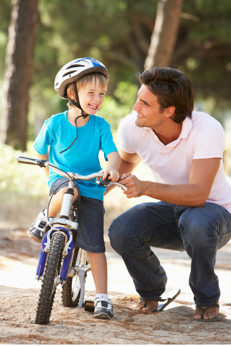 Taking the time to teach provides an inspirational life - whether it is teaching a child to ride a bike or an employee to get more interest and fulfillment out of work. Learn more about an inspirational life in this article by Mike Foti from Innovate Building Solutions