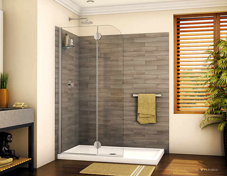 5 Cutting Edge Glass Shower Door Ideas Nationwide Supply