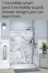 7 incredibly smart (and 3 incredibly stupid) shower designs you can learn from