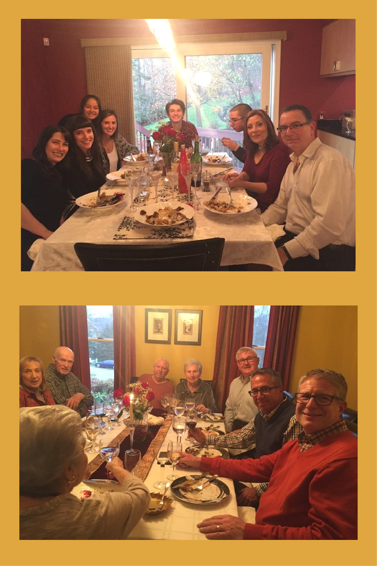 Mike Foti Thanksgiving Celebrattion Being Thankful my Blessings - An Inspirational and Motivational Post