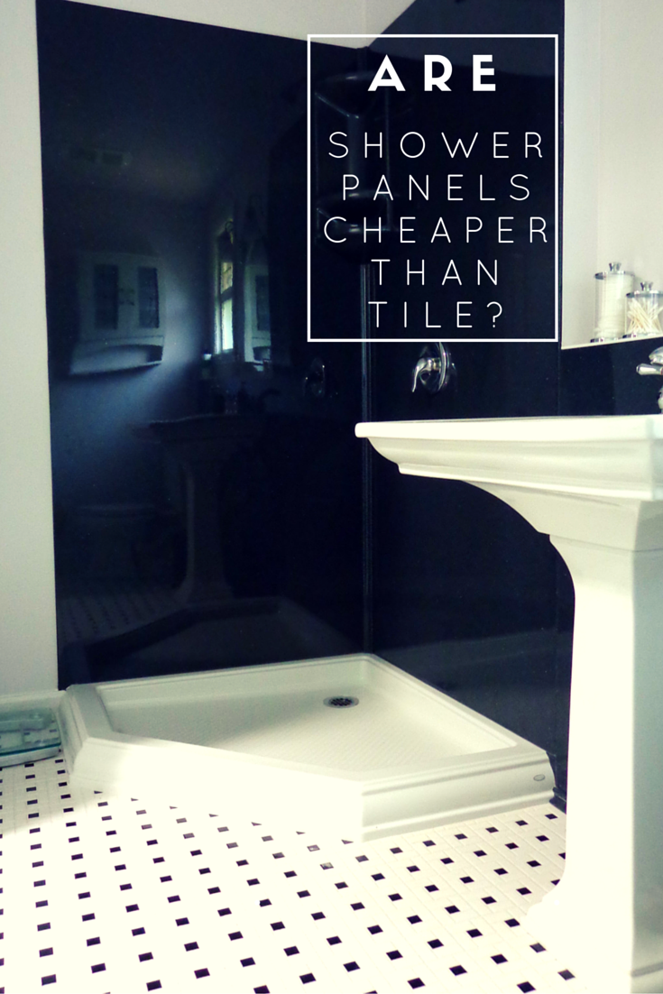 Are Shower Wall Panels Cheaper than Tile 7 Factors You Need to Know | Innovate Building Solutions #ShowerPanels #Shower #ShowerSurround