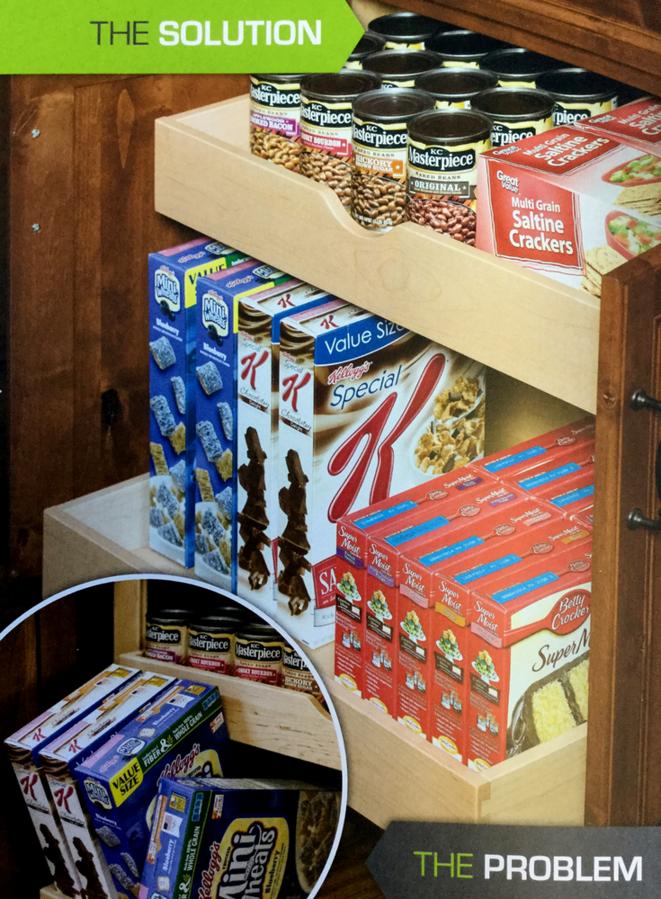 Hardware invention adjust pantry shelves no screwdriver | Innovate Home Org