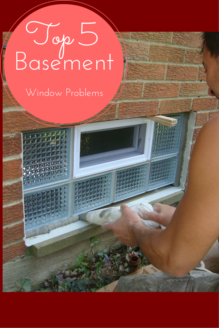 How to Fix the Top 5 Basement Window Problems | Innovate Building Solutions #Basement #BasementWindows #GlassBlockWindows