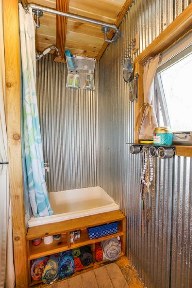 5 Stylish Shower Panel Base Ideas For An Rv Tiny Home Or