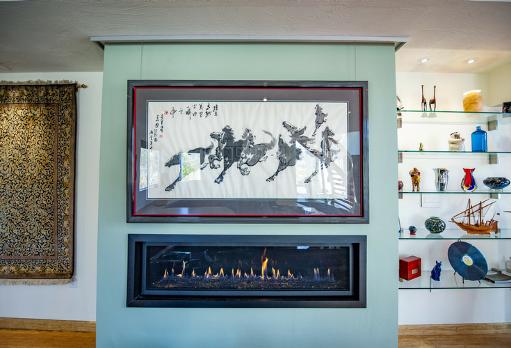 Art Cabel Close Up | Innovate Building Solutions | #LuxuryHome #Artwork
