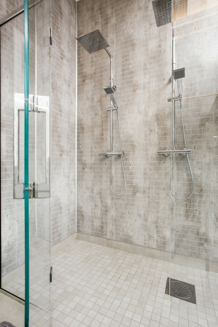 Shower Wall Panels from Norway | Innovate Building Solutions | #ShowerWall #WallPanels #NorwayShower